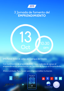 Day Promoting entrepreneurship in Ferrol