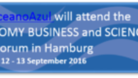 BLUE ECONOMY BUSINESS and SCIENCE Forum in Hamburg